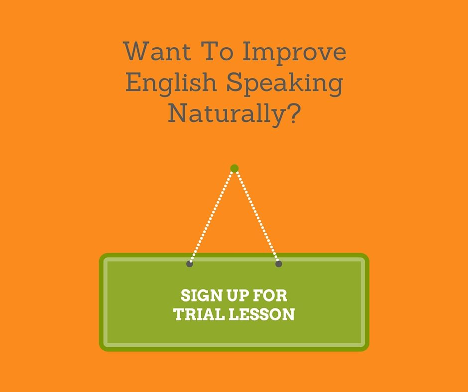 Improve English Speaking Naturally