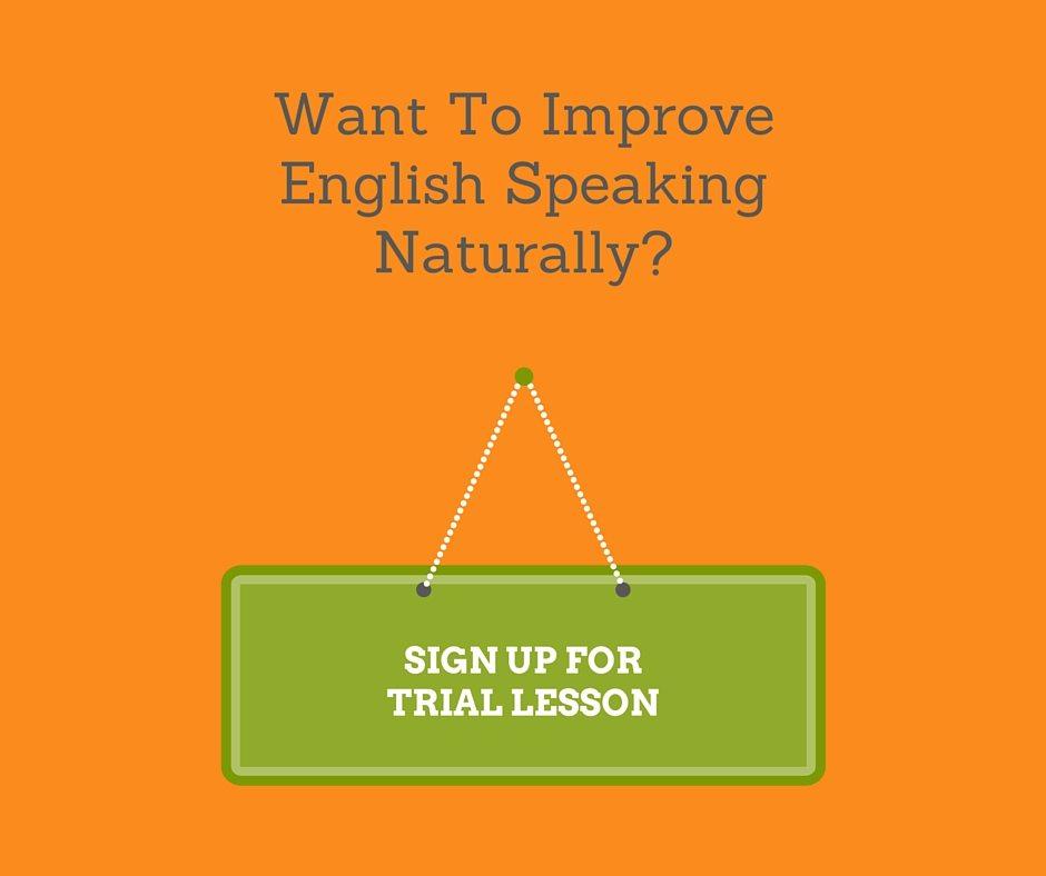 Improve English Speaking Naturally