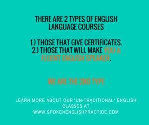 English study method